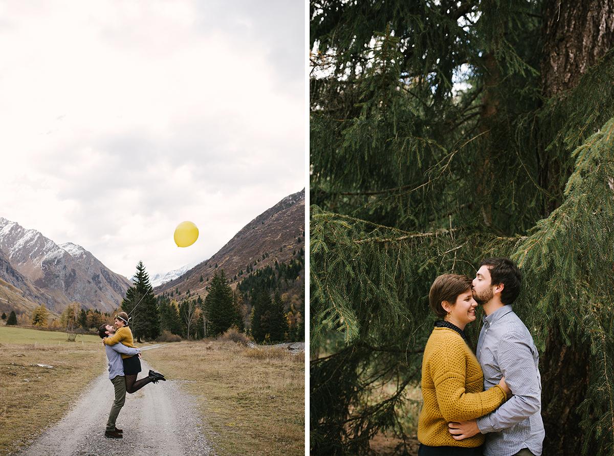 Photographe mariage grenoble fontainebleau nature montagne guinguette lyon