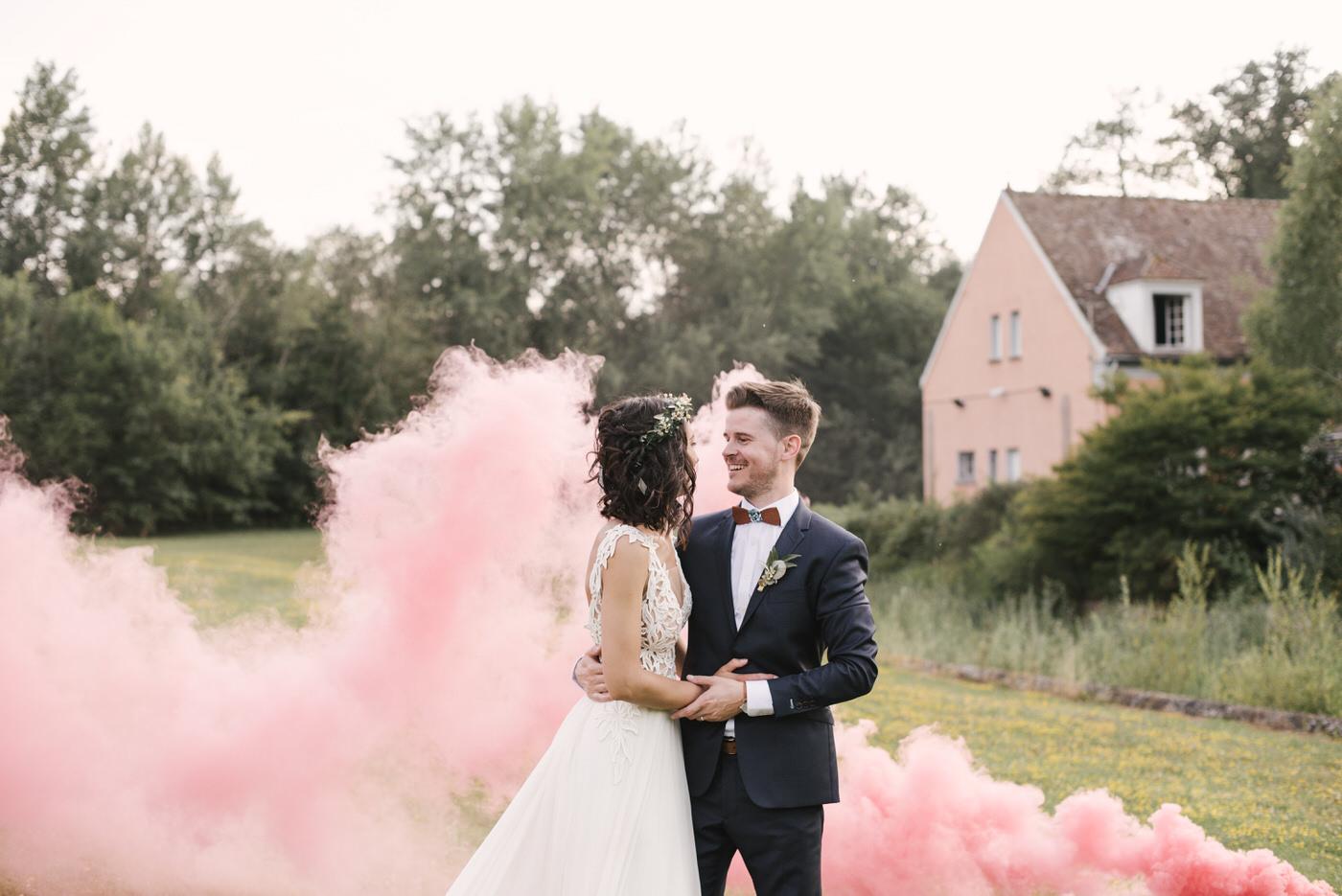 Lisebery photographe mariage famille isere grenoble fontainebleau manoir de la grande commune